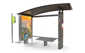 Ericsson unveils connected bus stop and other public transport innovations