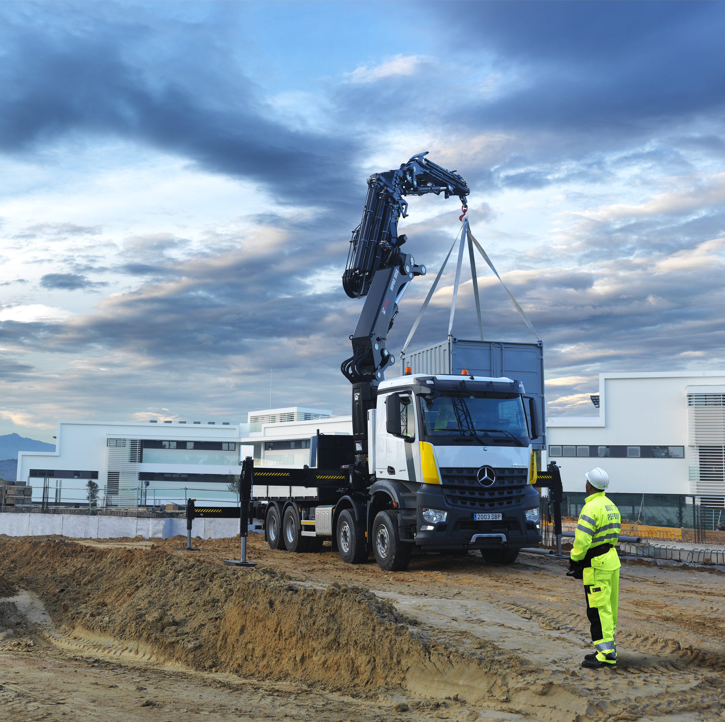 Photo: HIAB X-HiPro 1058