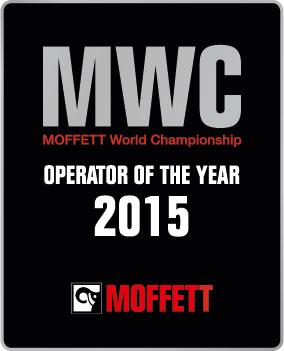 MOFFETT World Championship logo