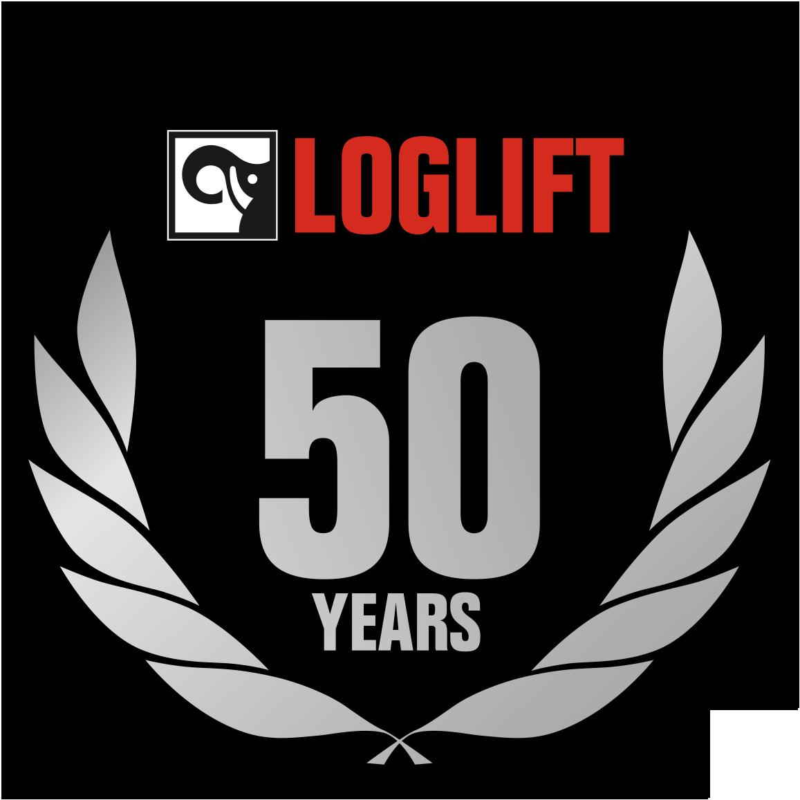 LOGLIFT jubilee logo