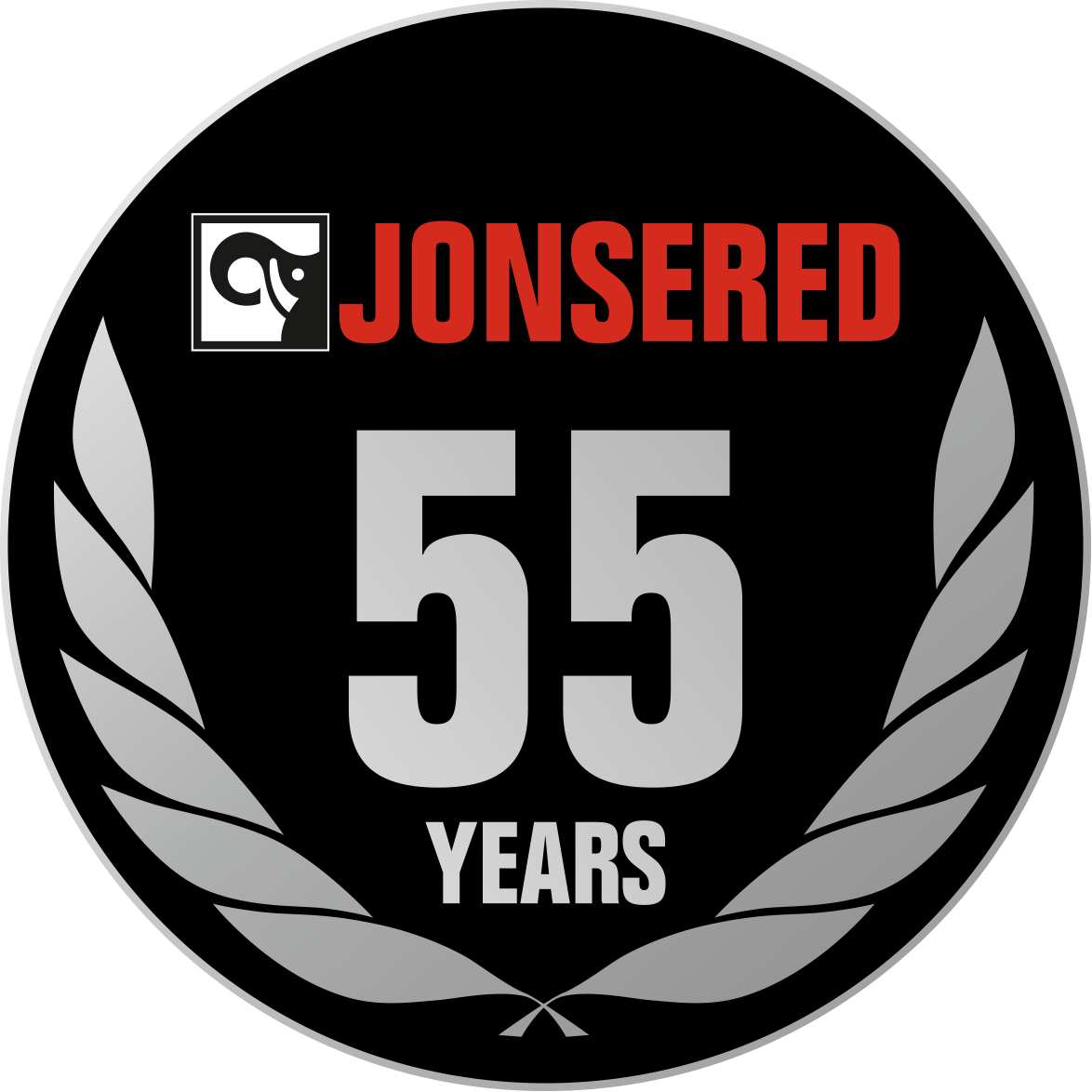 JONSERED_55YEARS_symbol_RGB_OUTLINE_BIG