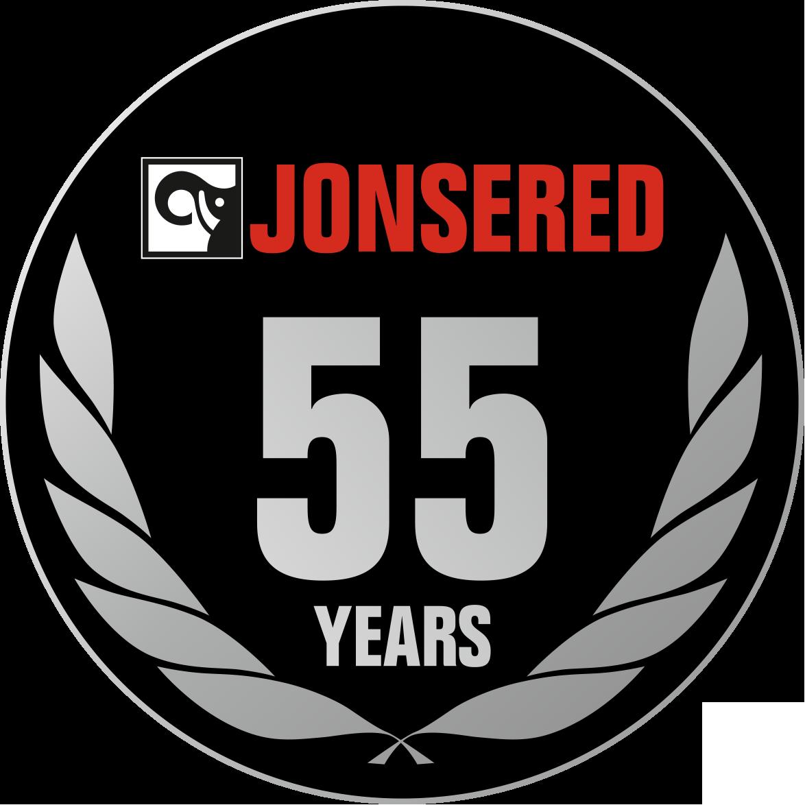 JONSERED_55YEARS_symbol_RGB_OUTLINE_BIG