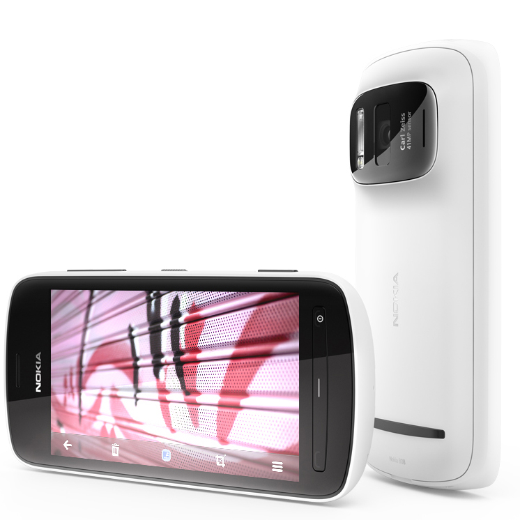 A PureView camera headed to the Lumia lineup soon