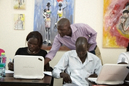 Connect To Learn in South Sudan