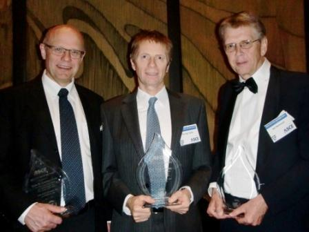 Tom Guttormsen, Tor Inge Tjelta and Jon Hermstad