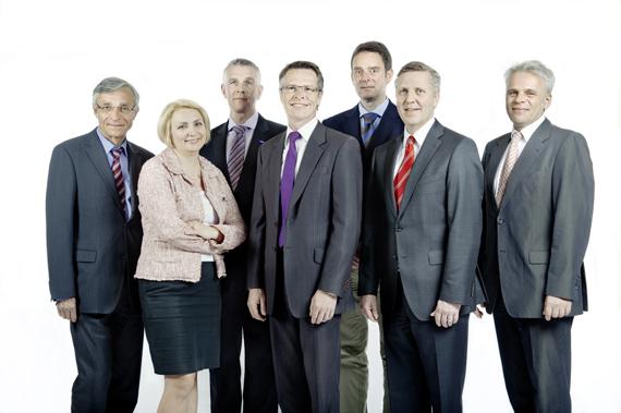 European Bioplastics 2013 board