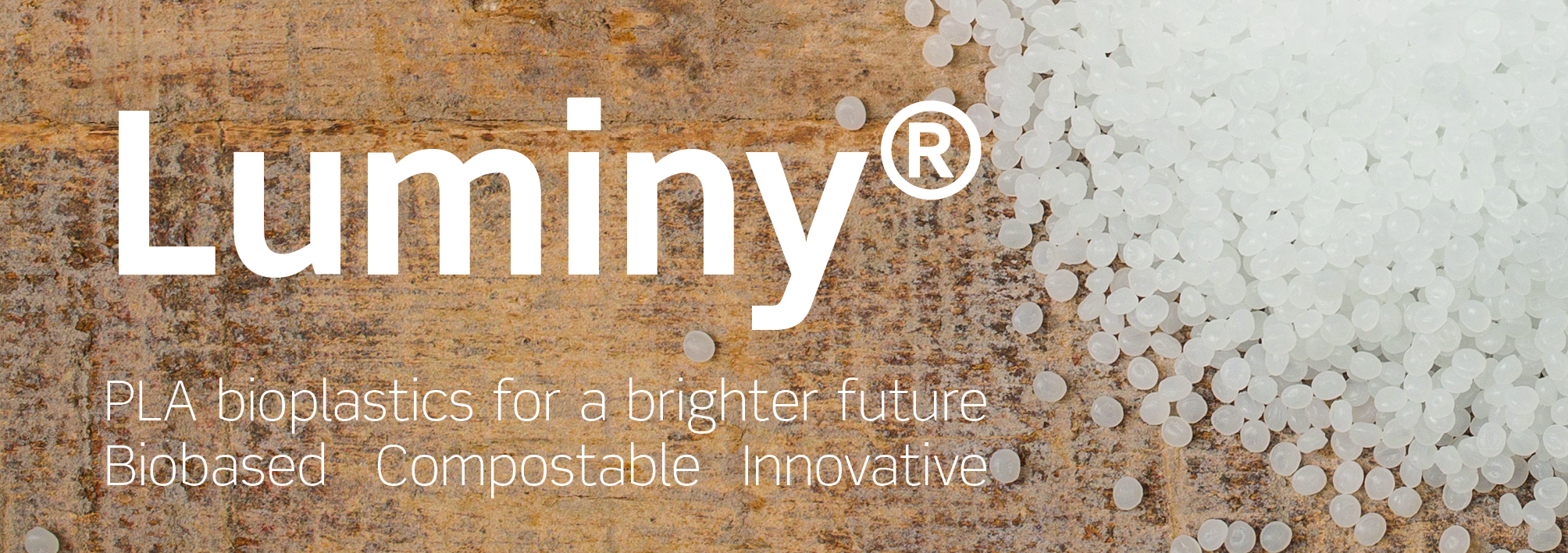 Corbion introduces Luminy at K 2016