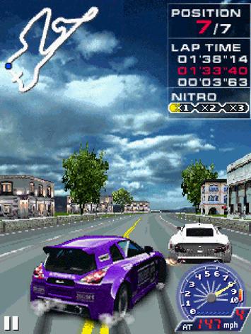 RIDGE RACER Drift