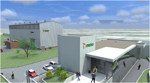 Metso's new service center Arequipa, Peru will strengthen Metso's already solid position in South America and provides access and direct contact with the biggest mining companies in the area.