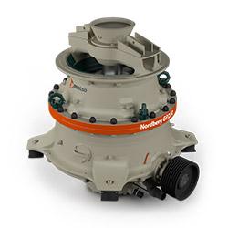 Metso's Nordberg® GP220™ cone crusher