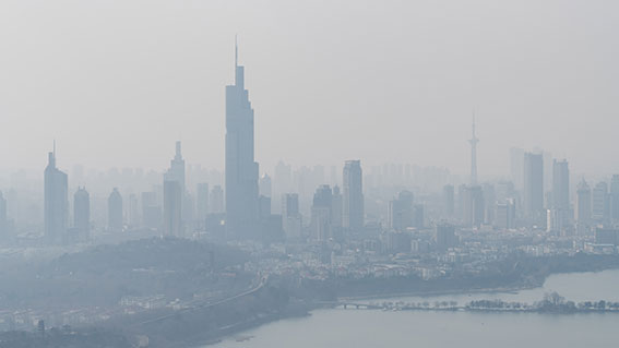 Vaisala Tests New Ways to Measure Air Quality in Nanjing China