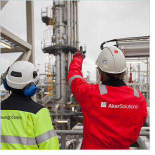 Aker Solutions to perform world's first tests for capture of CO2 from cement industry